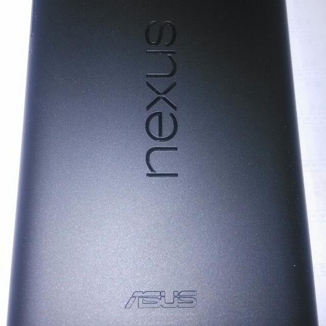 Nexus 7 16G wifi 9.9成新