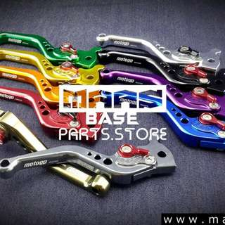 鋁合金CNC六段可調式煞車拉桿 (防跳格)