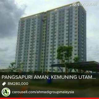 PANGSAPURI AMAN, KEMUNING UTAMA SHAH ALAM