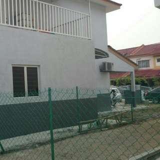 Double Storey Bandar  Saujana Putra