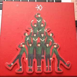 (保留中)EXO專輯12月的奇蹟M隊