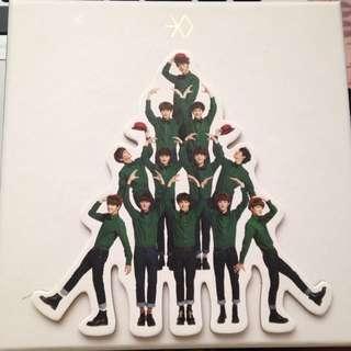 EXO專輯12月的奇蹟K隊