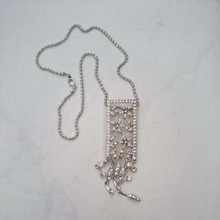 Sparkling Prom Necklace