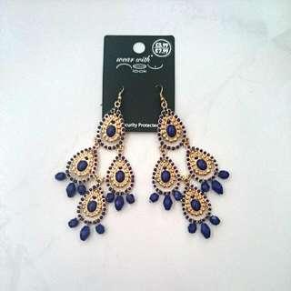 BN New Look Ethnic Teardrop Earrings