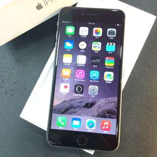 iPhone 6 Plus  灰色 64G