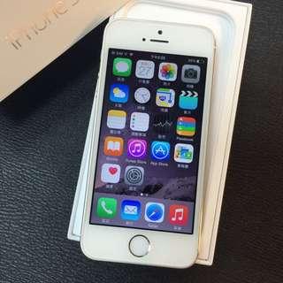 iPhone 5S 銀色 32G