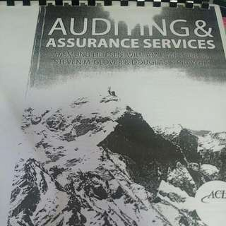 NTU AC3101 Auditing And Assurance Services
