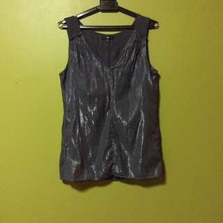 [Preloved] GAP A-Line Tank Top For Women
