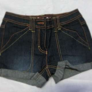 Hot Pant (Jeans)