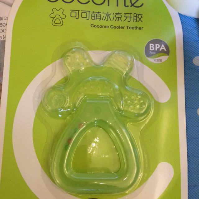 寶寶固齒器