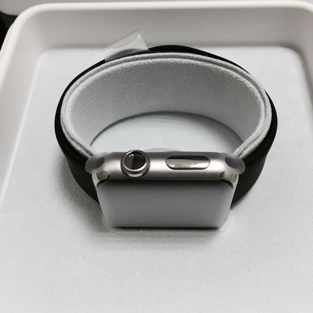 Apple Watch 不鏽鋼38mm