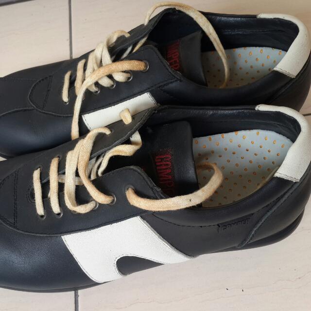 CAMPER  250gr  牛皮休閒鞋(降價囉!)