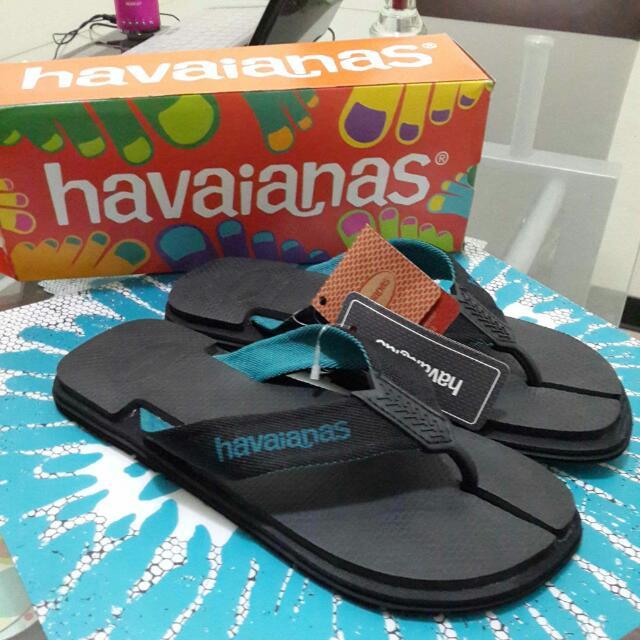 havaianas 哈瓦仕拖鞋 (男) Urban Style