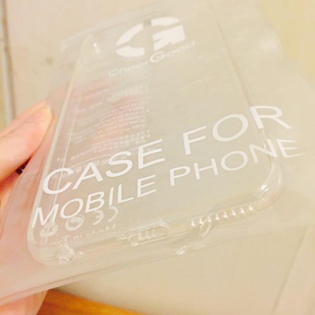 iPhone6 Plus 透明太空殼 保護套