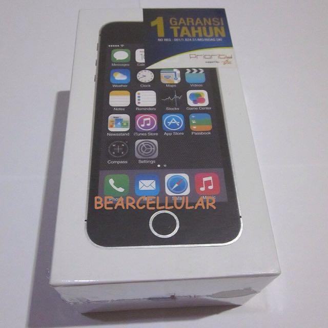 iPhone 5 Garansi Distributor 16Gb