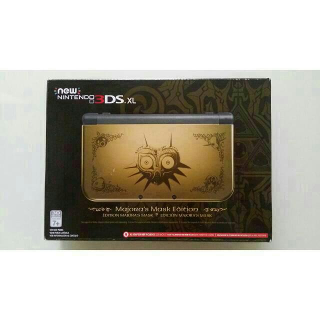 price reduced new 3ds xl majora s mask limited edition electronics