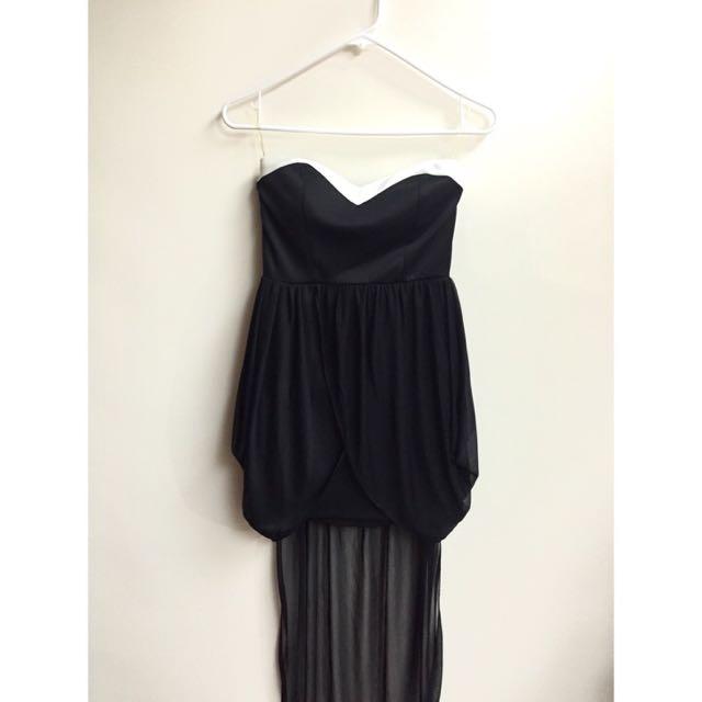 Windsor黑白小禮服