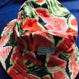 西瓜圖案漁夫帽🍉