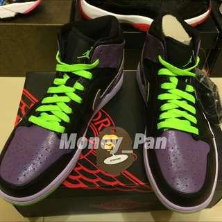 Air Jordan 1 Mid 小丑