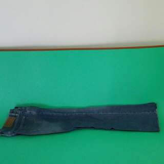 Express Low Rise Wide Boot Jeans