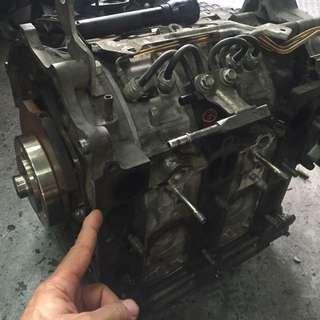 Mazda Rx-8 Rx8 Rotary Engine Rebuilt Overhaul