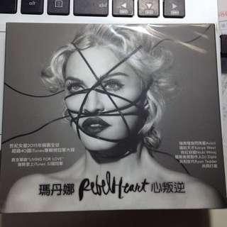 瑪丹娜 心叛逆專輯