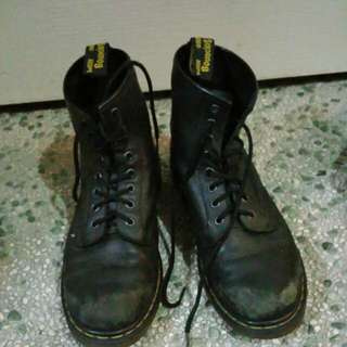 Reduced DR MARTENS AIR WAIR Soft Leather