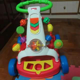 Fisher Price Walker (Nego For Fast Deal)