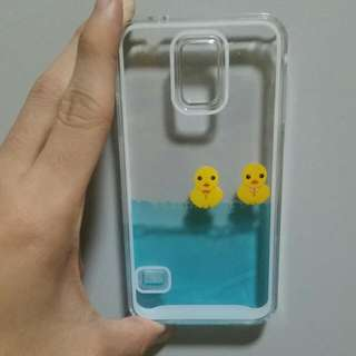 S5 Phone Cover ( Duck )