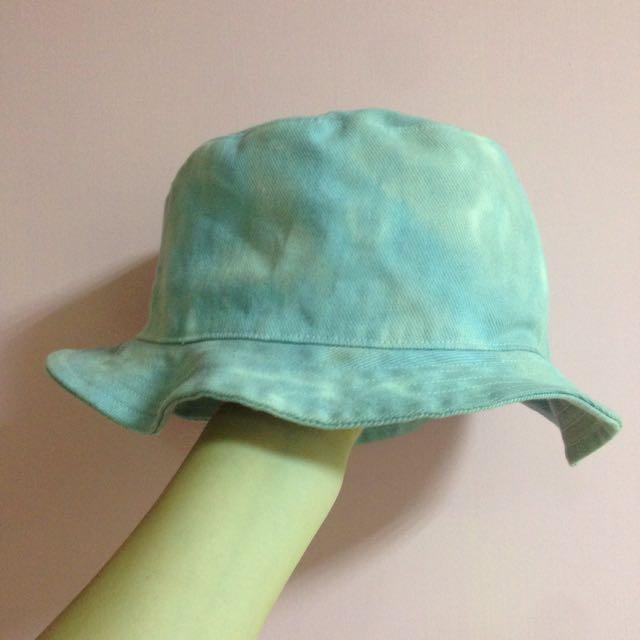 渲染漁夫帽