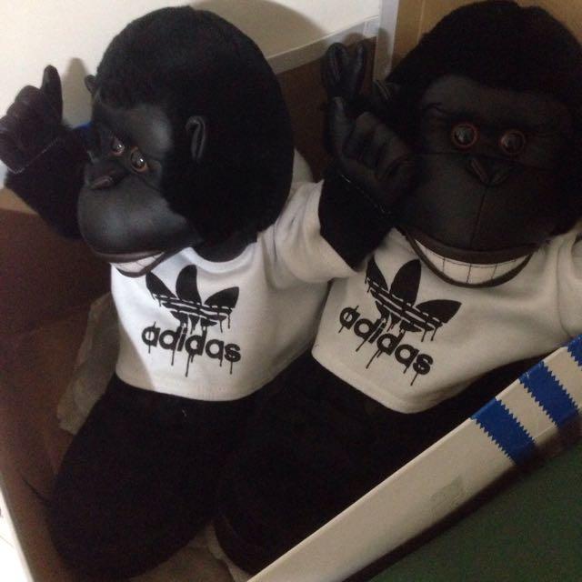 Adidas猩猩鞋