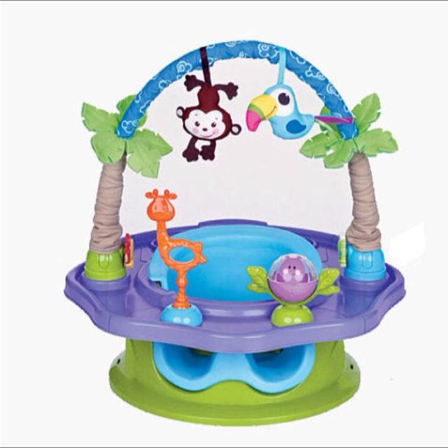 Summer Infant Islnd Giggles Deluxe Super Seat
