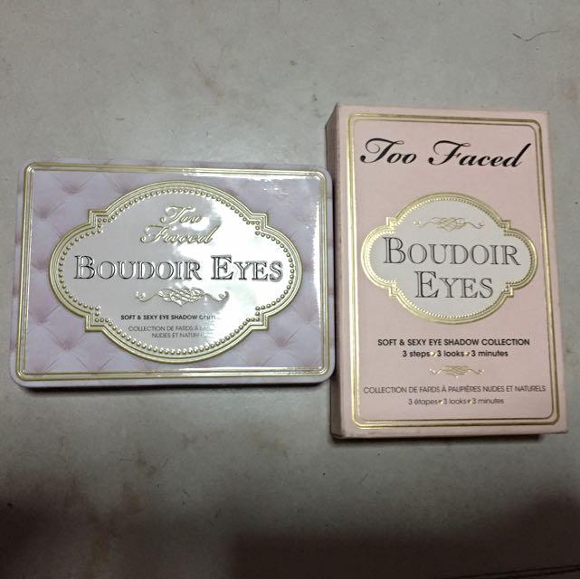 Too Faced Boudoir Eyes Eye Shadow Palette