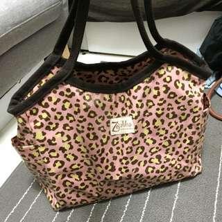 粉紅豹紋包
