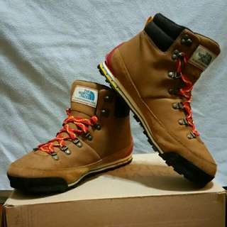 North Face Back-to-Berkley Nubuck (Non-Insulated, Size: US 12