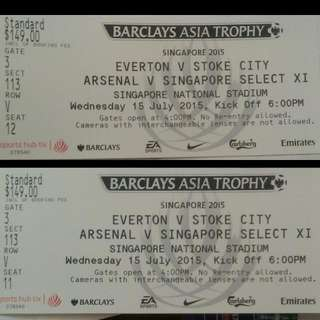 BARCLAYS ASIA TROPHY 2015 (RESERVED)