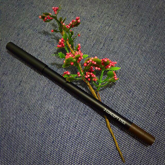 3CE防水眼線筆#8