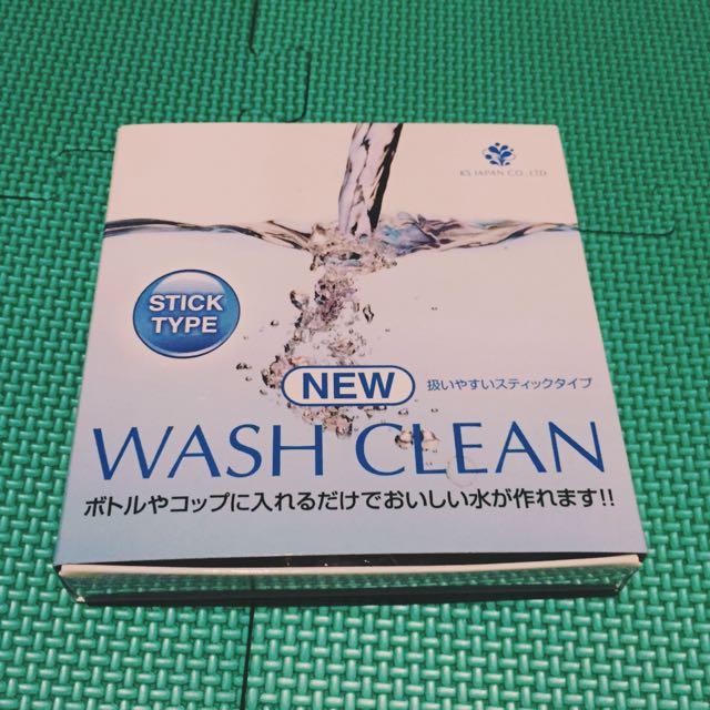 日本 Wash Clean 淨水棒