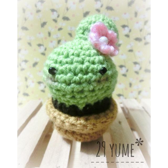 12 Crochet Cactus Tutorial - Creative Ideas | 640x640