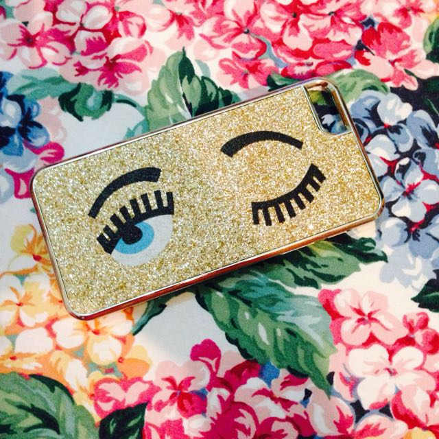 Chiara Ferragni Flirting Case For iPhone 5