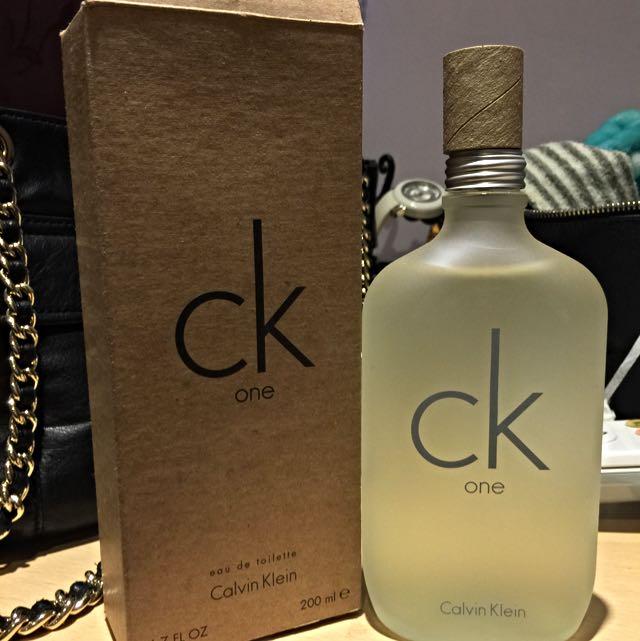 《主婦出清》降價!CK ONE 香水 200ml 免運