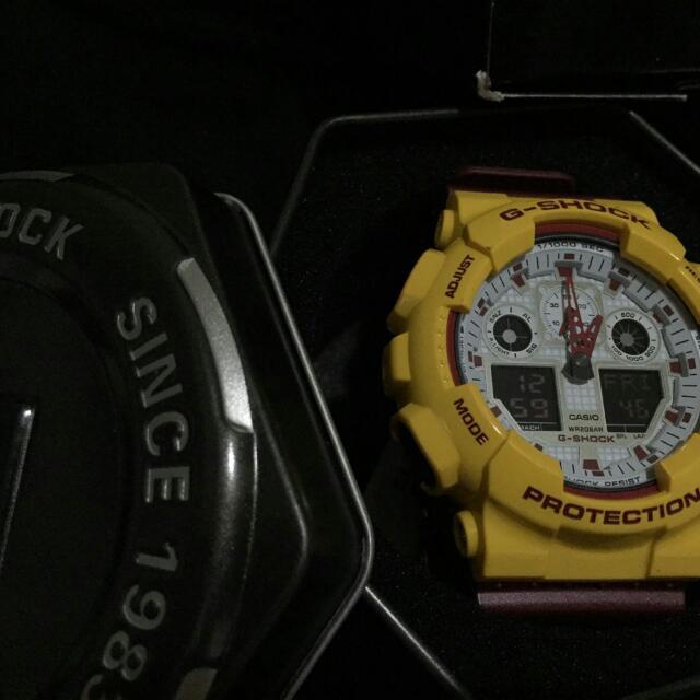 G-shock手錶 全新