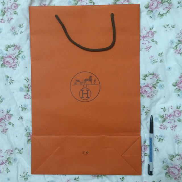 HERMES / BV / BALENCIAGA 紙袋