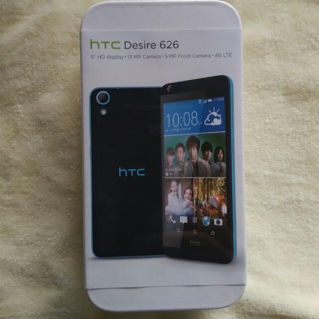 HTC Desire 626 藍框