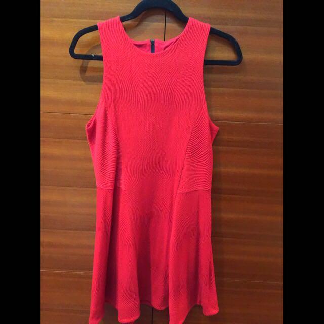 Rag & Bon 小紅裙 (L) 全新