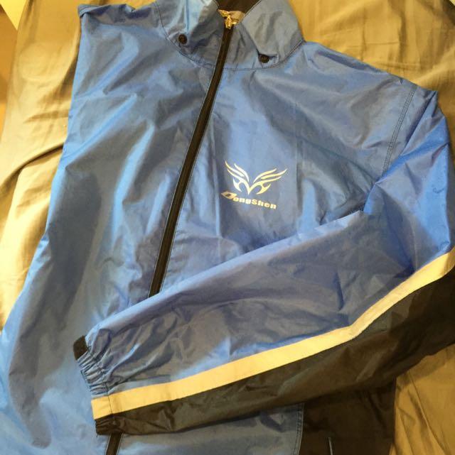 雨衣xL 170-180可穿