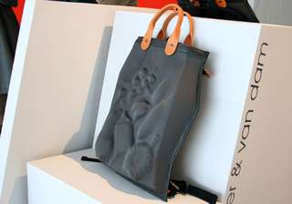 vlieger & vandam [不是水果藍]筆電背包