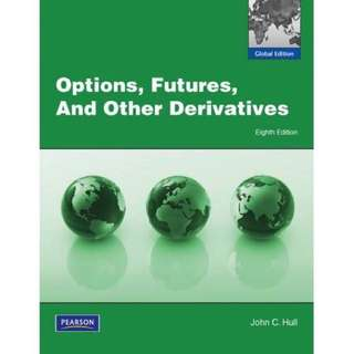 Options, Futures And Other Derivatives 8th Edition
