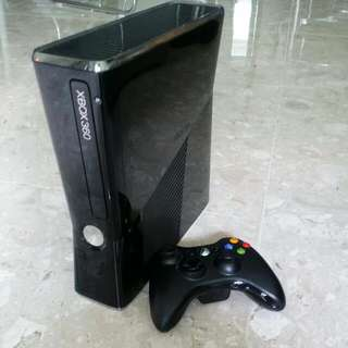 Xbox 360 Slim 250 Gb No Controller(reserved)