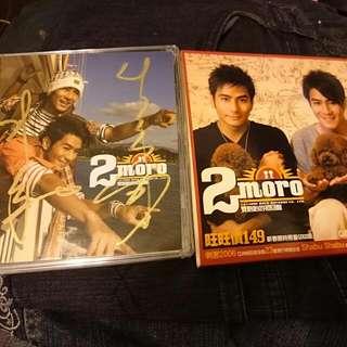 2moro簽名CD